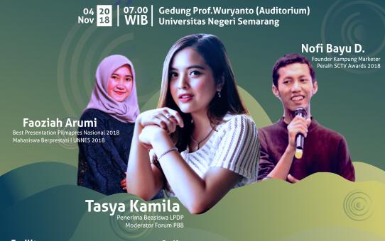 Seminar Nasional INSTALK 2018